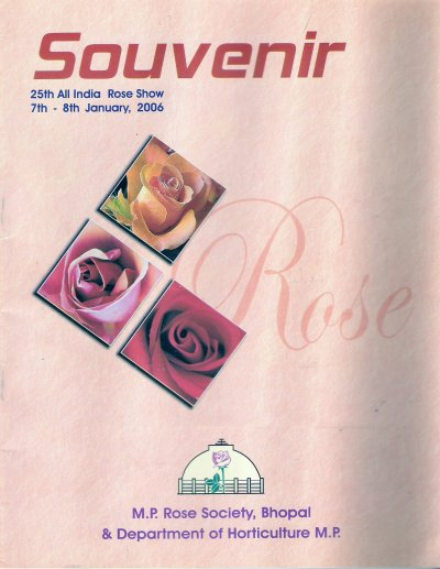 MP Rose Society - Souvenir